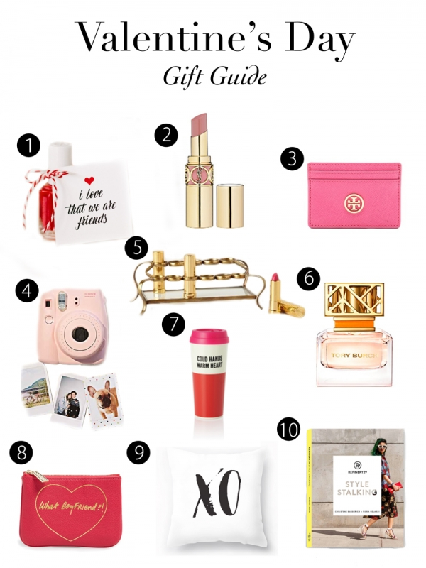 Valentine 39 s day gift guide for her for Valentine s day gifts for best friends