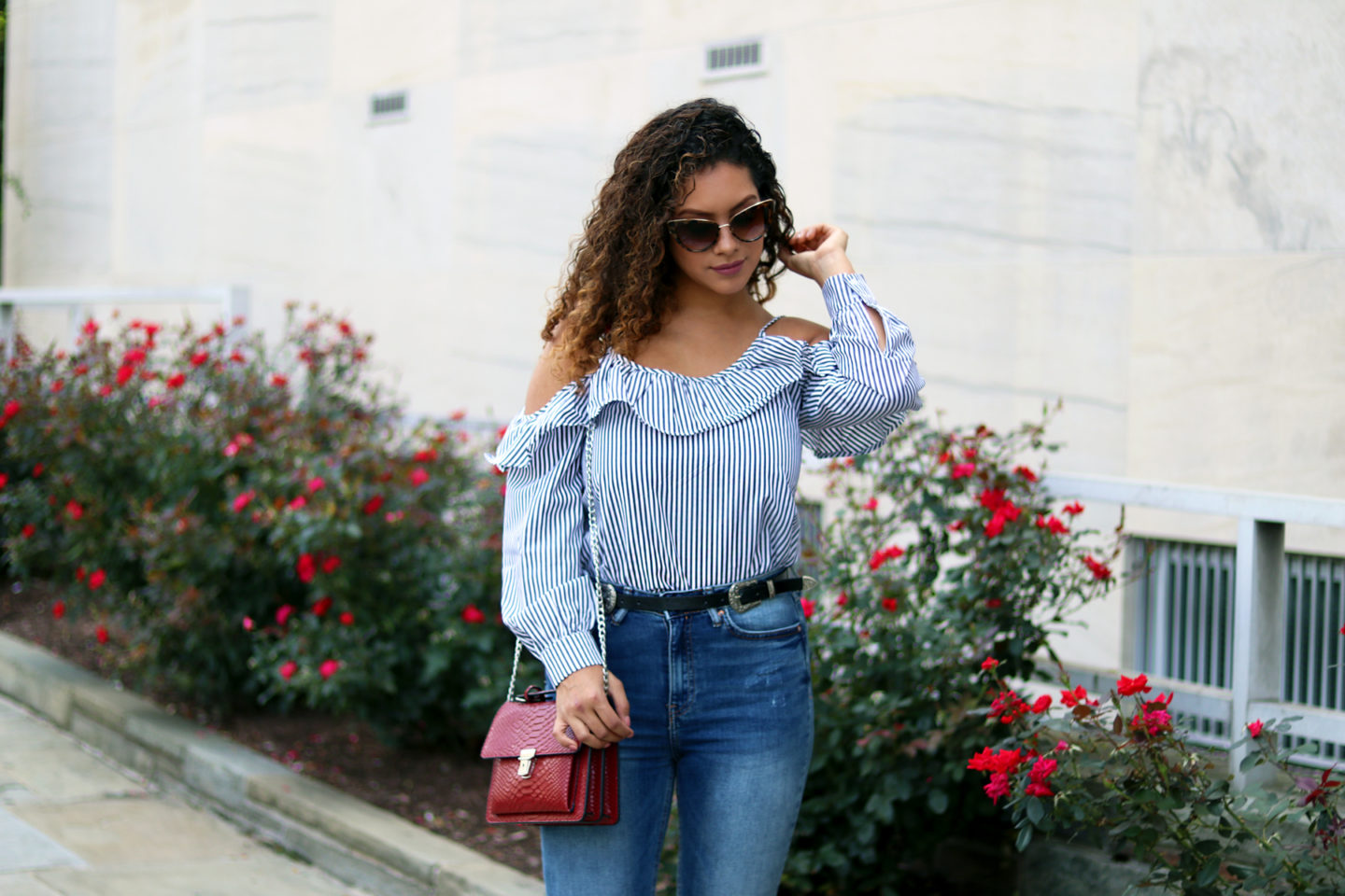 Style Trend: The Cold-Shoulder Top